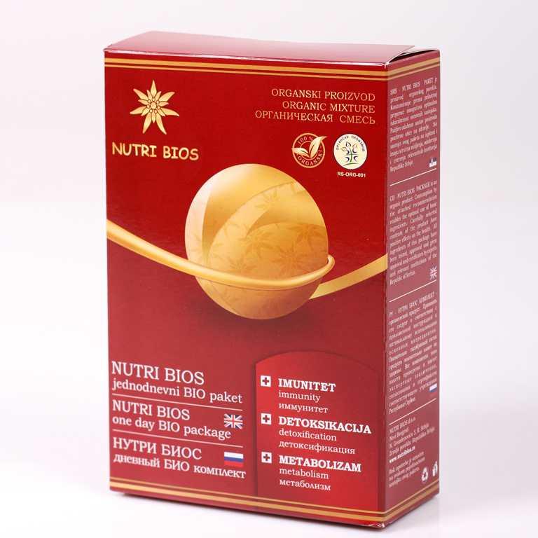 Nutri Bios jednodnevni paket